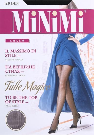 Minimi TULLE MAGICO размер 3/M daino min (загар)