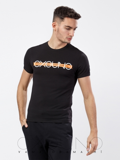 Футболка Oxouno OXO 0062-097 KULIR U-вырез футболка
