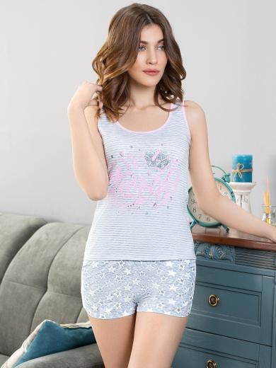 Leinle GLOSS 708 пижама