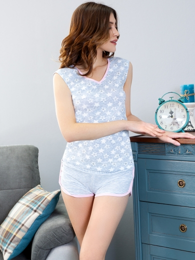 Leinle GLOSS 709 пижама