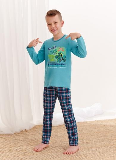 taro 2342/2343 S20/21 LEO Пижама для мальчиков со штанами