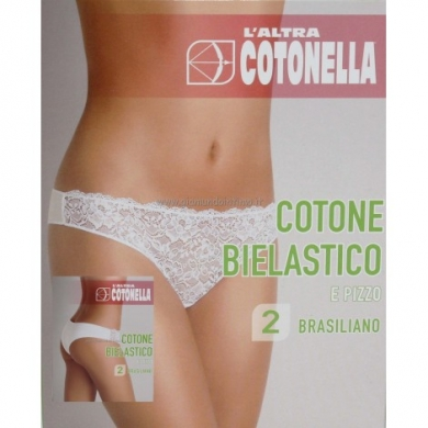 LALTRA COTONELLA Трусы женские 2шт. GD170