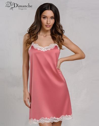 Dimanche lingerie Сорочка женская 6025 Adore размер 2 Коралл