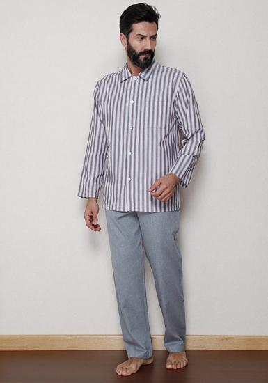 b&b Элегантная мужская пижама из мягкого хлопка B&B_U7532