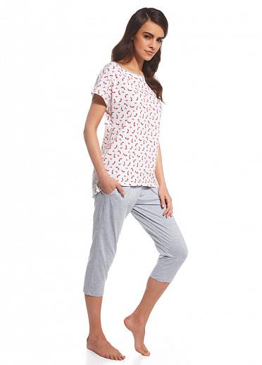 cornette 055 CINDY Пижама женская со штанами