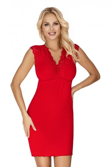 donna Brenda nightdress Red Cорочка