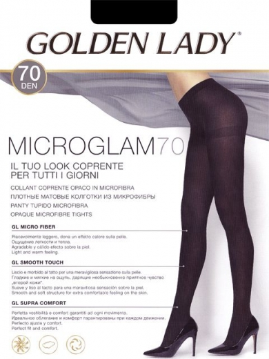 Golden Lady MICROGLAM 70