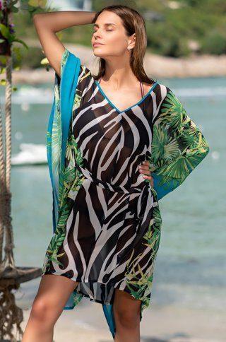 """mia amore Туника Mia-Amore 8793 """"Hawaii"""""""
