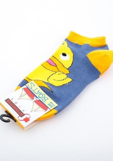 attractive Короткие детские носки Носочки Boats AT0590 цыпленок