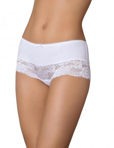 Трусы Minimi Basic Трусы женские BO232 panty размер 44 bianco (белый)
