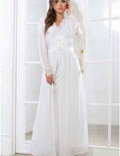 """mia mia Мираж №17259 Кимоно """"Lady in white"""""""