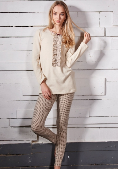 rebecca & bross. Очаровательная молодежная пижама R&B_3602