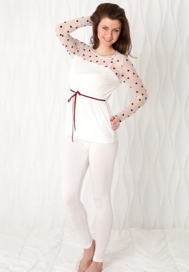 bisbigli Изящная пижама с сердечками Bis_02213