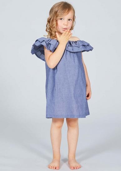 happy people Летнее платье для девочки HP_4570