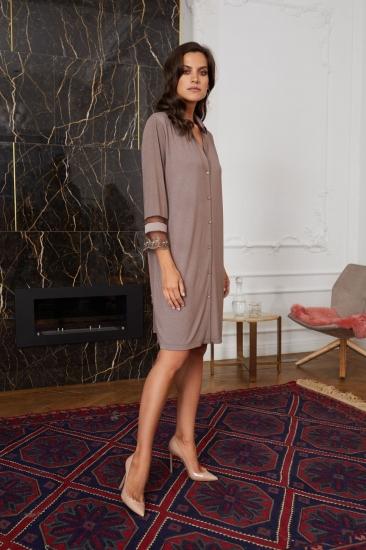 laete Туника-рубашка женская (51836Y)