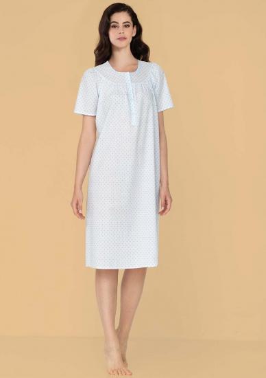 linclalor Батистовая ночная сорочка L_29061