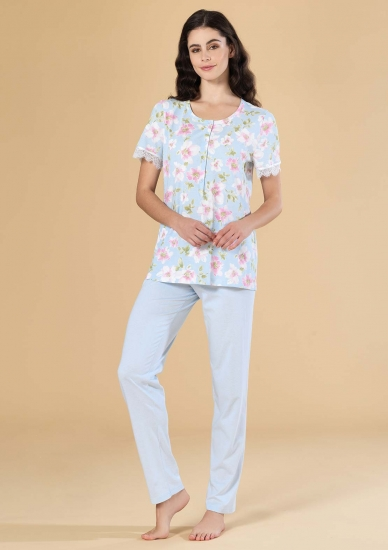 linclalor Нежная женская пижама L_73259