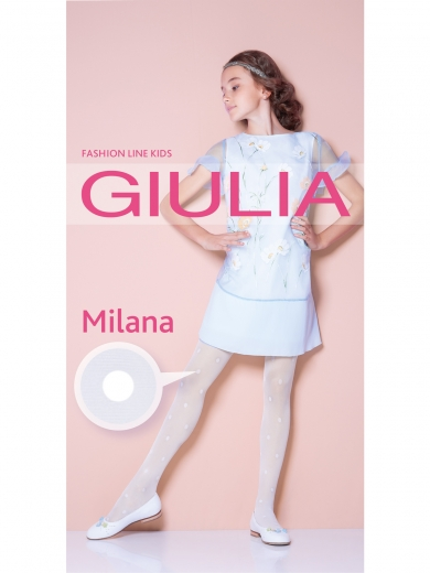 Giulia Колготки детские MILANA 06