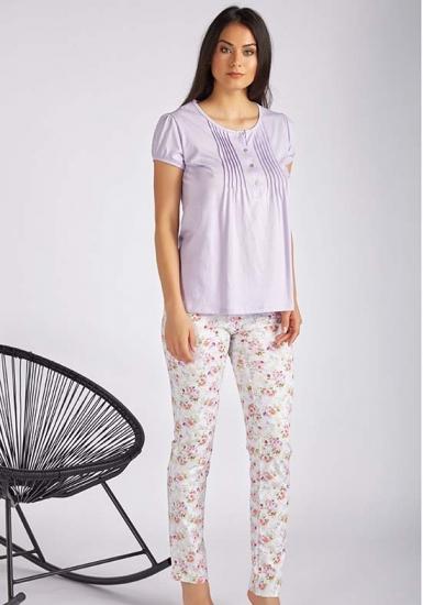 manam Хлопковая молодежная пижама М_10569