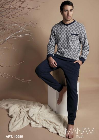 manam Стильная мужская одежда для дома MU_10985
