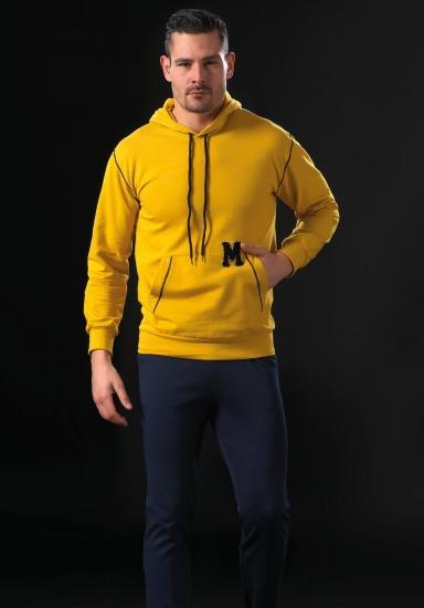 manam Спортивный костюм для мужчин с капюшоном MU_9023