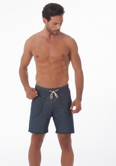 manam Летние мужские шорты MU_9447 jeans