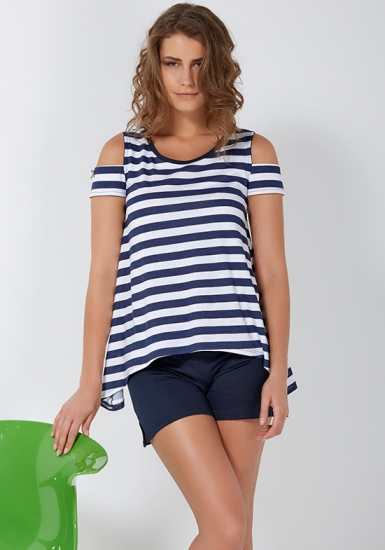 manam Летняя женская пижама M_9910