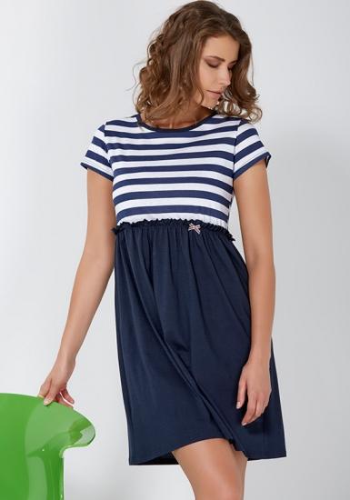 manam Домашнее платье в морском стиле M_9911