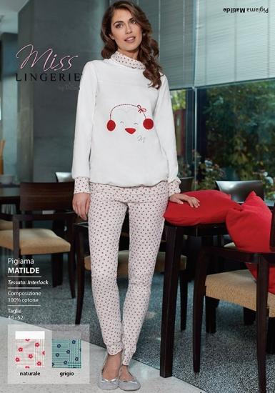 miss lingerie Очаровательная пижама для девушек DiBen_Matilde