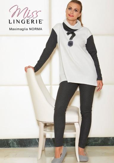 miss lingerie Домашняя одежда для девушек с туникой и леггинсами DiBen_Norma
