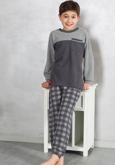 pop corn Домашний костюм для мальчиков R7014