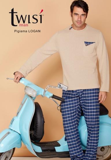twisi Оригинальный мужской комплект с вязаной кофтой Twisi_Logan