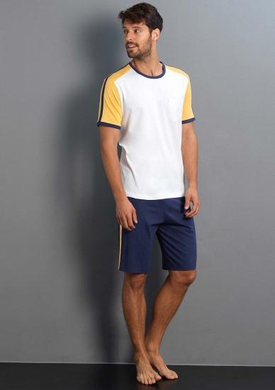 you365 Мужские шорты и футболка для дома Y_71105