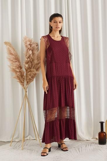 laete Платье 61707-1 Бордовый