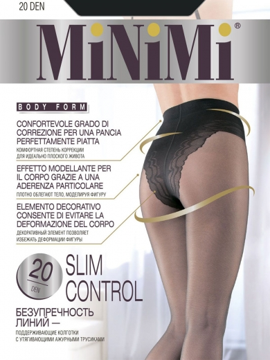 Minimi КолготкиSLIM CONTROL 20