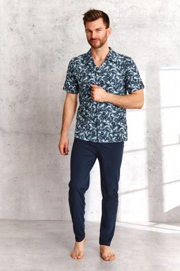 taro 921/954 SS21 GRACJAN Пижама мужская со штанами