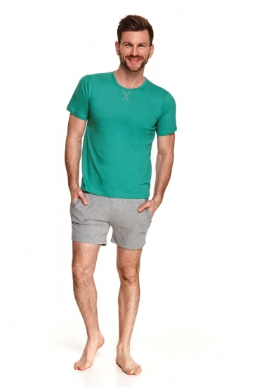 taro 2536 SS21 ALBERT Пижама мужская с шортами