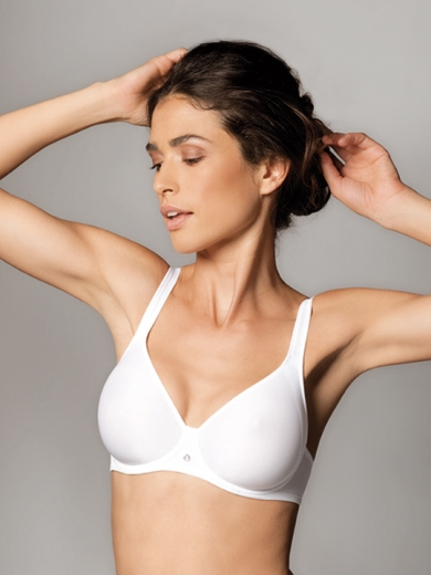Бюстгальтер sielei классика Бюстгальтер №1822 мягкий Beauty размер 5C skin  (телесный)