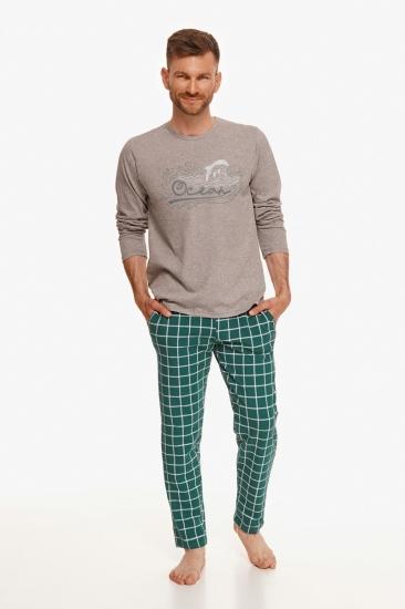taro 2631 21/22 MATT Пижама мужская со штанами