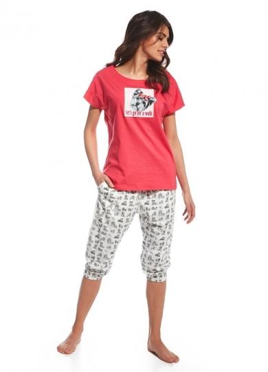 cornette 063 Пижама женская со штанами