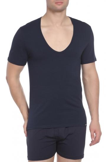 Футболка Doreanse Мужская футболка темно-синяя 2820