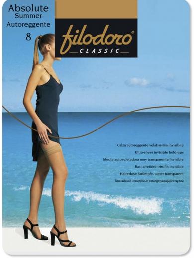 Filodora Classic Чулки женские Absolute Summer 8