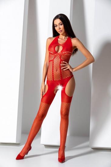 passion erotic line BS 079 Red бодикомбинезон
