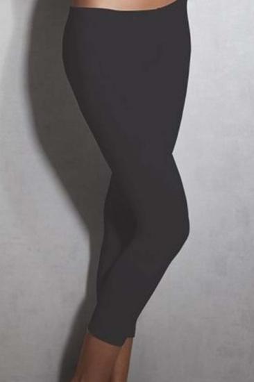Doreanse Женские термоколготки черные укороченные Doreanse 8060
