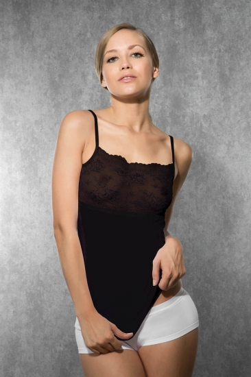 Майка Doreanse ladies Майка женская черная Doreanse Avantgarde 9305