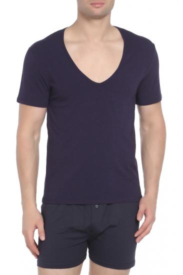 Футболка Doreanse Мужская футболка фиолетовая 2820
