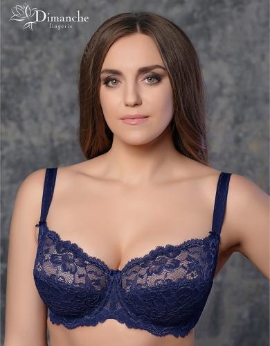 Бюстгальтер Dimanche lingerie Бюст Aurora (балконет п/м чашка) 1040 Chance
