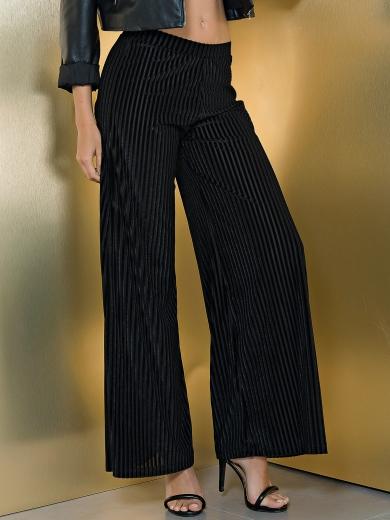 БрюкиJADEA 4040 pantalone a zampa