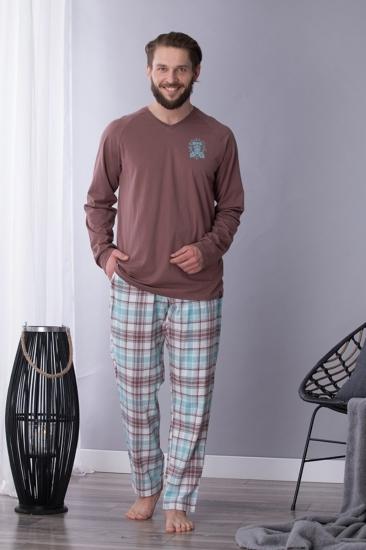 key MNS 450 B21 Пижама мужская со штанами
