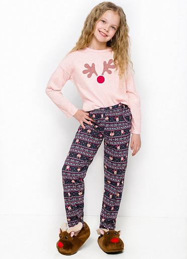 taro 2129 18/19 SOFIA Пижама для девочек со штанами